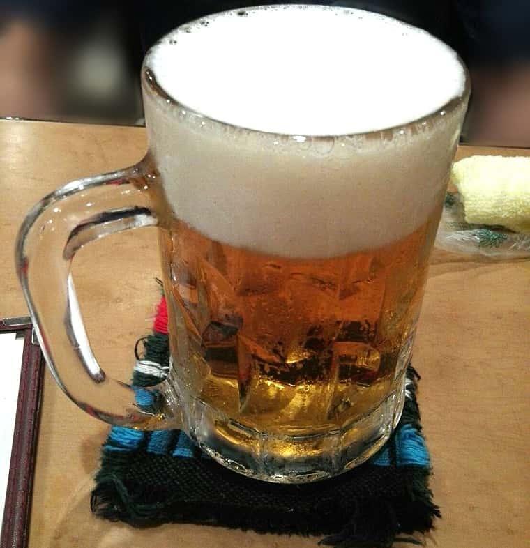 金龍-ビール